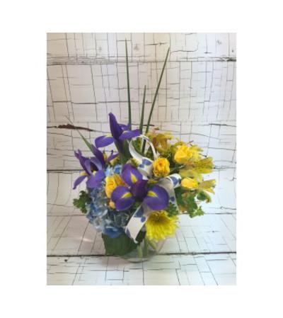 St. Louis Blues Bouquet