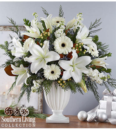 Wonderful Winter Pedestal by Southern Living®