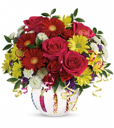 Teleflora's Special Celebration Bouquet