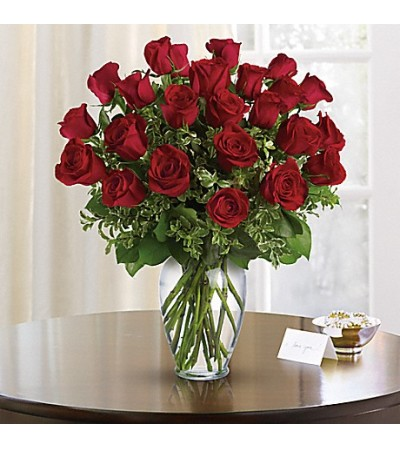2 Dozen Red Roses Special