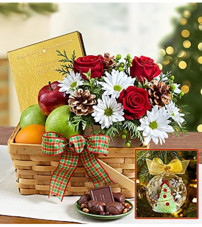 Bountiful Basket™ for Christmas