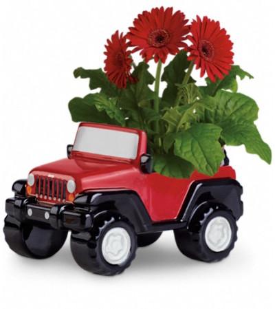Teleflora's Freewheelin' Jeep® Wrangler