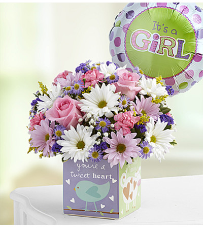 Playtime for Baby Girl Bouquet™
