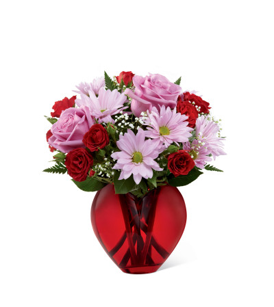 The FTD® All You Need Is Love™ Bouquet 2014