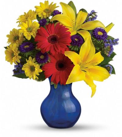 Teleflora's Summer Daydream Bouquet