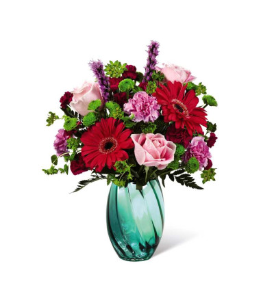 The FTD® Spring Skies™ Bouquet