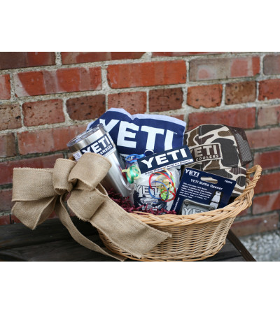 YETI Gift Basket