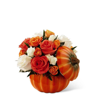 The FTD® Bountiful Rose Bouquet 2014