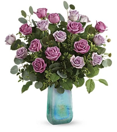 Teleflora's Watercolor Roses Bouquet