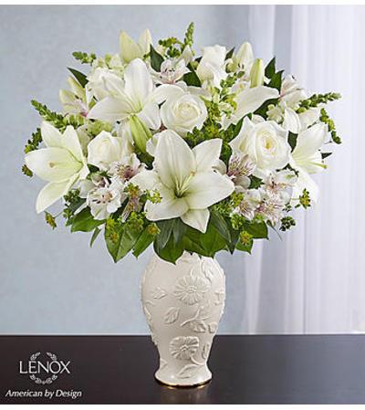 Loving Blooms™ in Lenox® All White