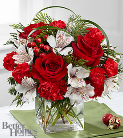 The FTD® Holiday Hopes™ Bouquet