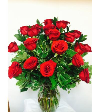 Dream Bouquet of roses