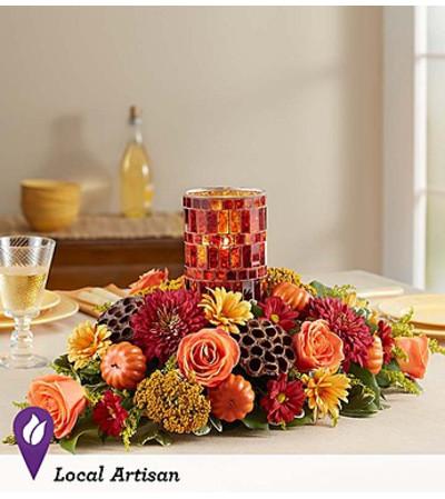 Pumpkin Harvest™ Centerpiece