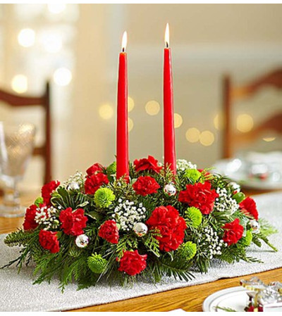 Season's Greetings™ Centerpiece 2014