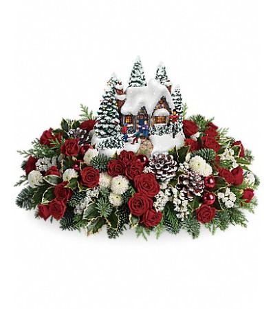 Kinkade's Colourful Christmas