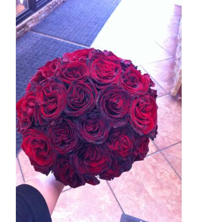 All Black Magic Bouquet