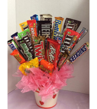Love Candy Bouquet
