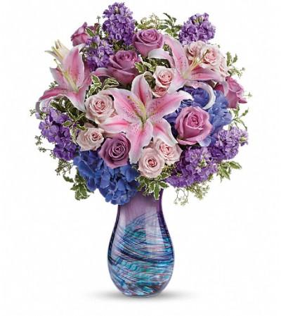 Teleflora's Opulent Artistry Bouquet