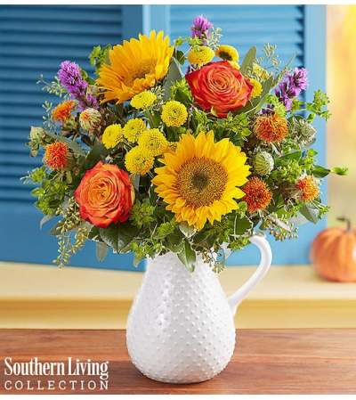 Fall Farmhouse Pitcher - Southern Living®