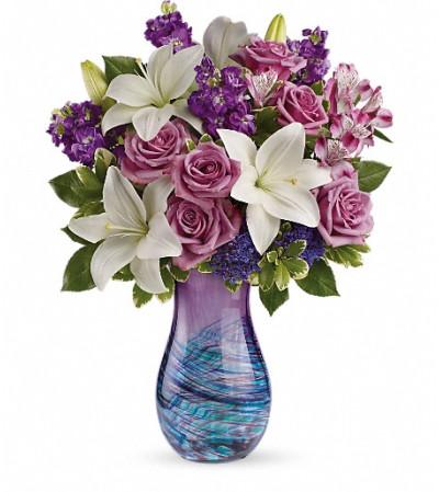Teleflora's Artful Elegance Bouquet