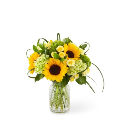 Sunlit Days™FTD  Bouquet