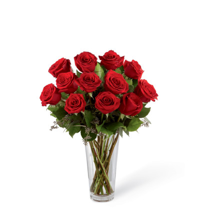 The FTD® Red Rose Sympathy Bouquet