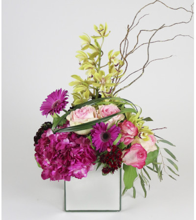A & S Whitestone's Reflection Arrangement