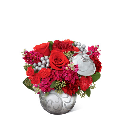 The FTD® Holiday Delights™ Bouquet 2015