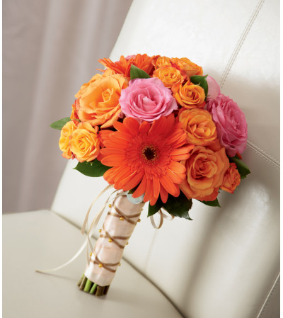 The FTD® New Sunrise™ Wedding Bouquet