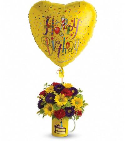 Teleflora's Hooray for Birthday