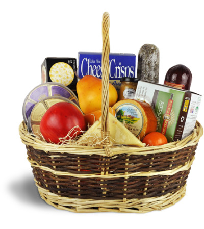 Warm Wishes Gourmet Basket