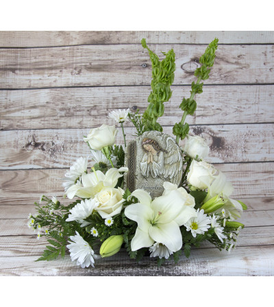 """Remembered with Love"" arrangement"
