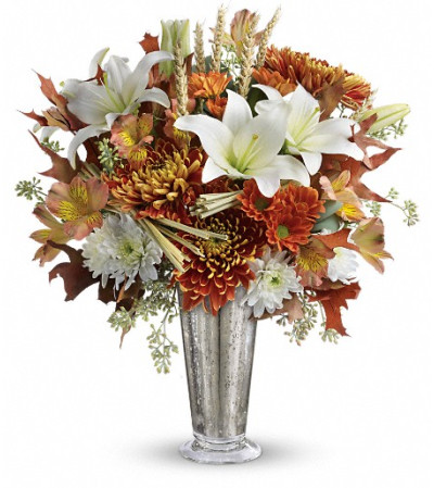 Teleflora's Harvest Splendor Bouquet