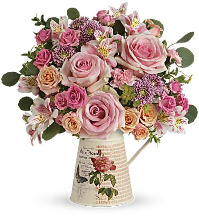 Teleflora's Vintage Chic Bouquet