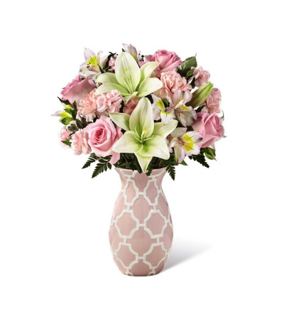 The FTD® Perfect Day™ Bouquet - Pink