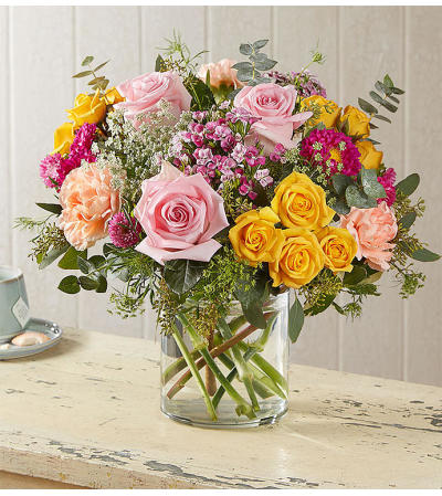 A Country Garden™ Bouquet of Blooms