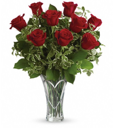 You Have My Heart Bouquet by Teleflora