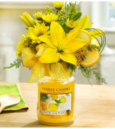 Country Lemonade™ Yankee Candle® Bouquet