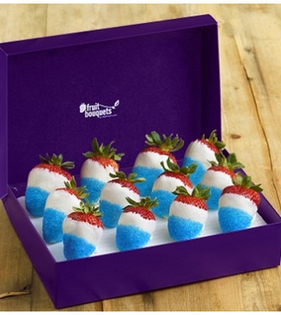 Patriots Pride Strawberries