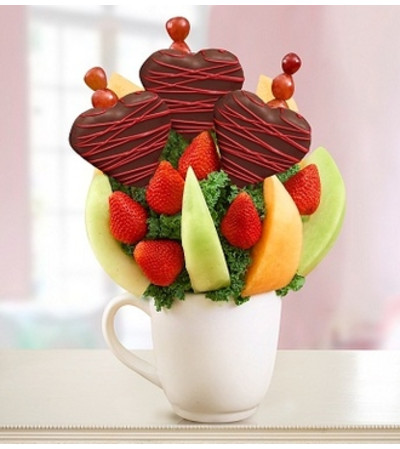 Sweetest Love-Fruit Bouquet