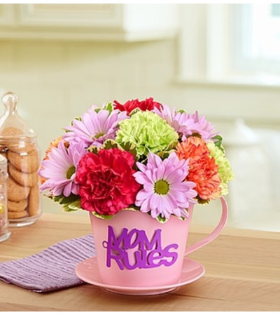 Mom Rules Bouquet™