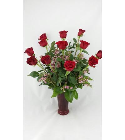 Ruby Rose Elegance