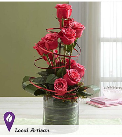 Always and Forever Rose Arrangement