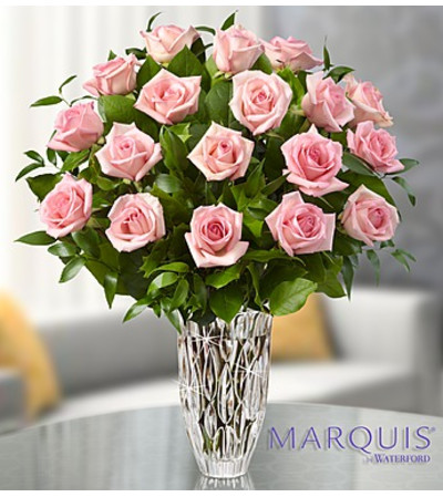 Marquis by Waterford® Premium Pink Roses