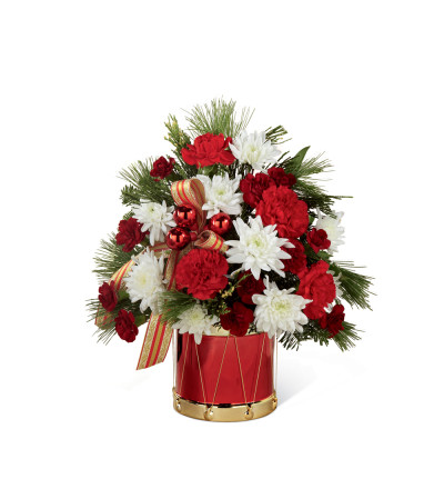 The FTD® Happiest Holidays™ Bouquet 2015