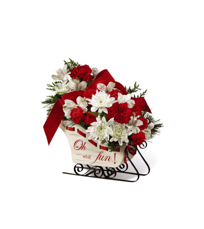 The FTD® Holiday Traditions™ Bouquet