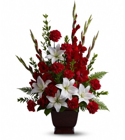 Teleflora's Tender Tribute