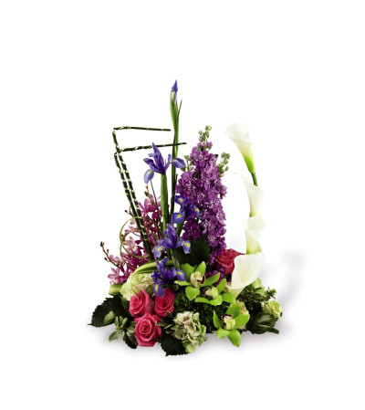 The FTD® Finishing Touch™ Luxury Bouquet