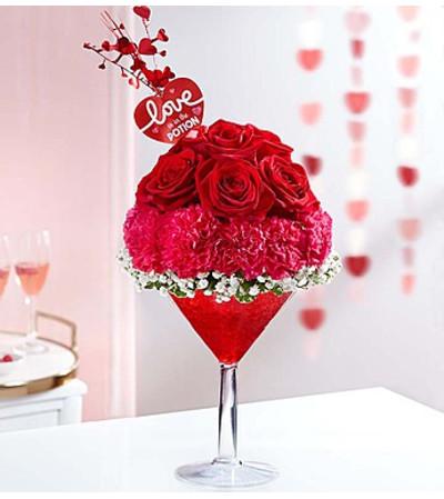 Love Potion® Martini