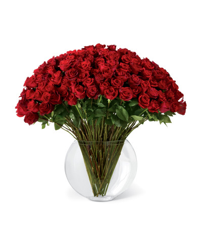 The FTD® Breathless™ Luxury Bouquet